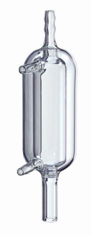 Glaskondensator zum Trocknen der Abluft in Bioreaktoren & Laborfermenter