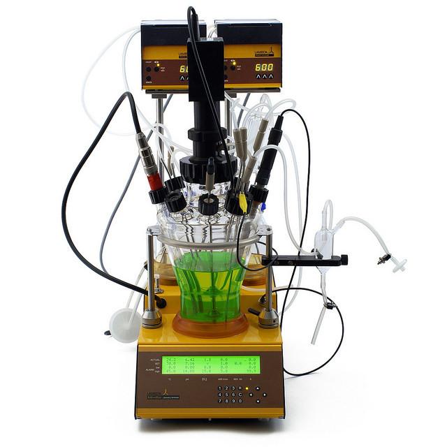 LAMBDA MINIFOR PBR Photobioreaktor