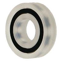 Pompe péristaltique précise et fiable: galets de grandes tailles