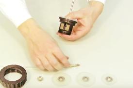Montage des Vibromischers